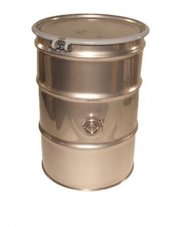 Stainless Steel Drum 55 gal.