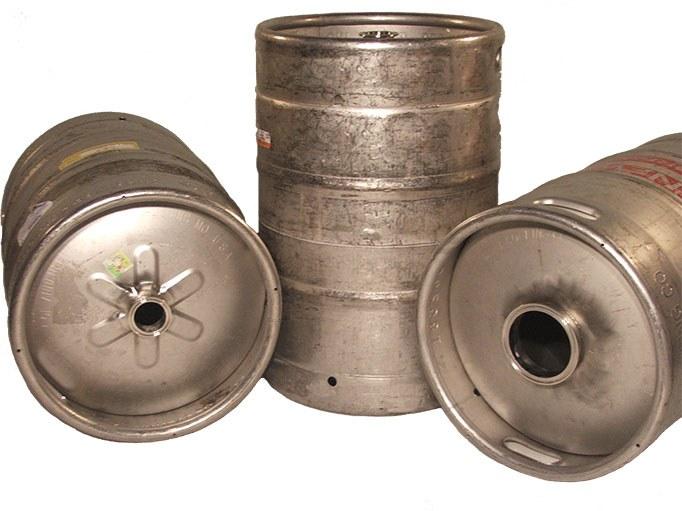 Keg (used) 15 Gal