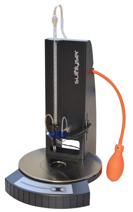 Meter Sulfilyser