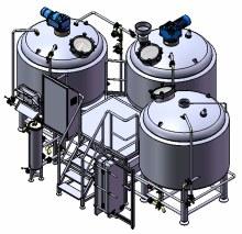 3 Vessel Brewhouses
