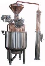 300 Liter Pot Still Electric Fired