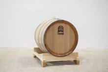 Garbellotto French Oak Wine Barrel 100L Medium Toast