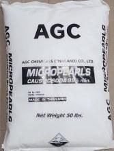 Sodium Hydroxide Beads (Caustic Soda) 50 lbs.