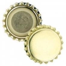 Crown Cap Gold 10,000pk