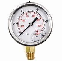 40cm Pressure Gauge