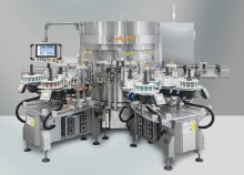 Newtec Panther Labeling Line