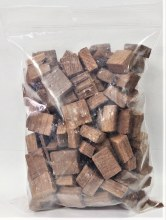 French Oak Cubes Medium Toast 1 lb.