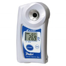 Refractometer PAL-1 0 - 53%