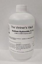 Sodium Hydroxide 0.1N 500mL