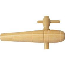 Spigot for Wood Barrel 7""