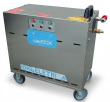 Steam Generator 220v 3 Phase
