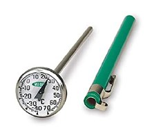 Dial Pocker Thermometer -40 to 70 C