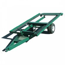 Vineyard Trailer with Ramp (6-8 Week Lead Time)