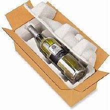 1 Bottle Wine Shipper Box Only