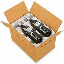 2 Bottle Wine Shipper Box Only