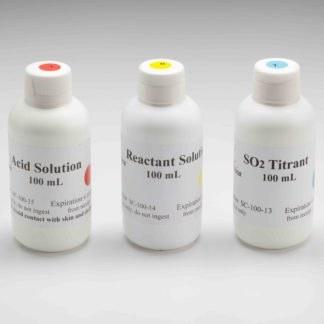 Vinmetrica So2 Reagent Kit