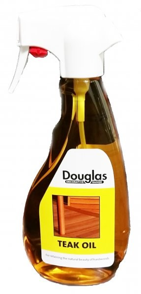 DOUGLAS TEAK OIL TRIGGER SPRAY 500ML