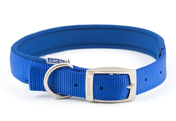 ANCOL AIR HOLD COLLAR SIZE 7 BLUE
