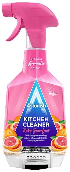 ASTONISH KITCHEN CLEANER - RUBY GRAPEFRUIT
