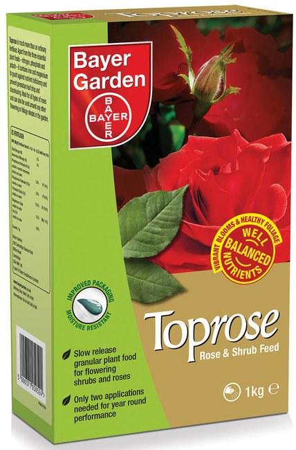 BAYER GARDEN TOPROSE - ROSE & SCRUB FEED