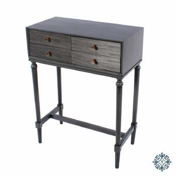 BROOKLYN CONSOLE TABLE + 2 DRAWER