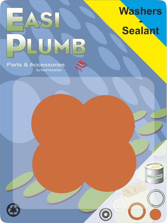 EASIPLUMB PK6 BLANK CDP WASHER