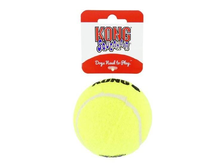 KONG AIR SQ TENNIS BALL LGE LOOSE ON TAG