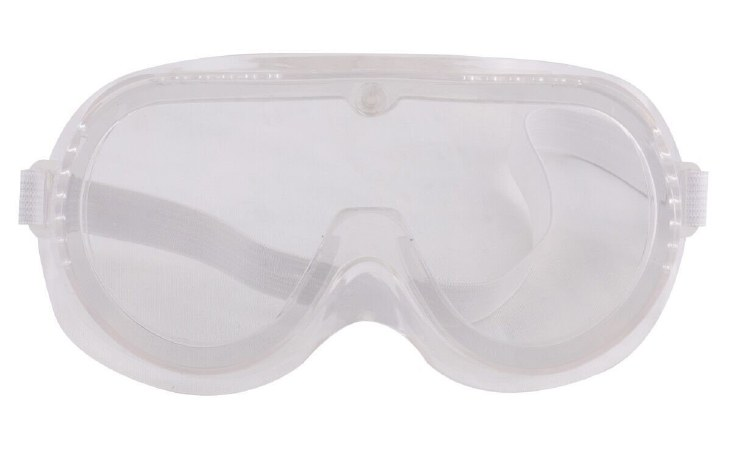 PROTOOL CLEAR SAFETY GOGGLES WITH AS LENS