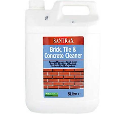 SANTRAX BRICK TILE & CONCRETE CLEANER 5 LT
