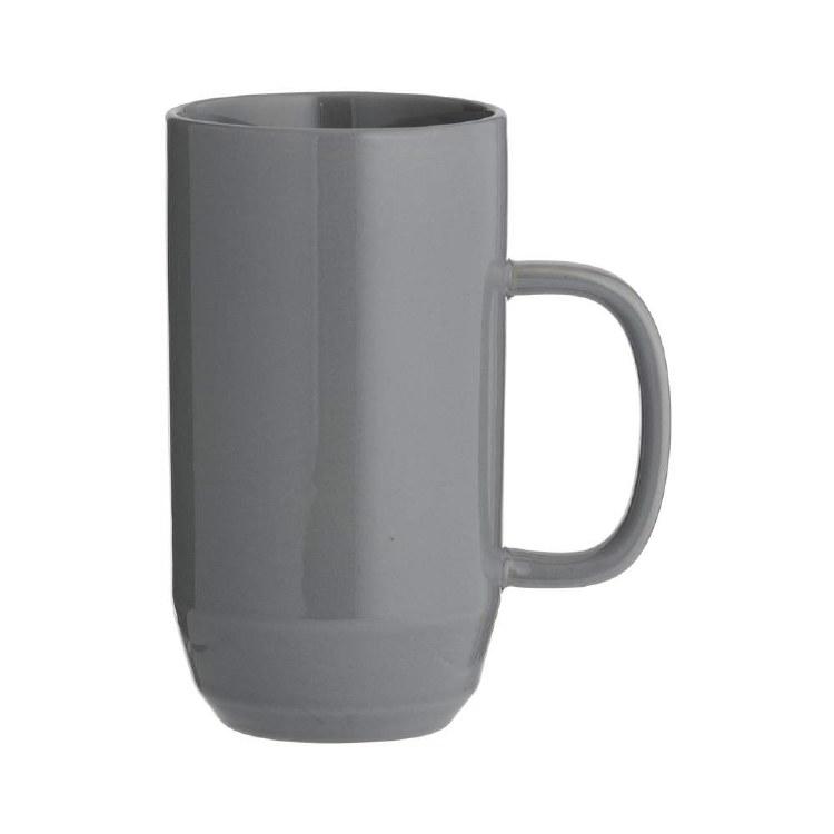 TYPHOON CAFE CONCEPT DARK GREY LATTE MUG