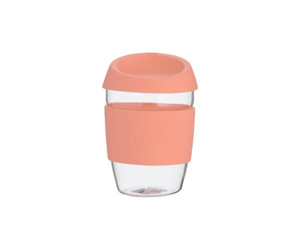 TYPHOON REUSEABLE PINK CUP