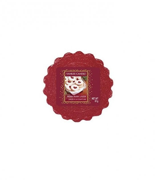 YANKEE CANDLE MERRY BERRY WAX MELT