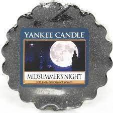 YANKEE CANDLE MIDSUMMER NIGHT WAX MELT