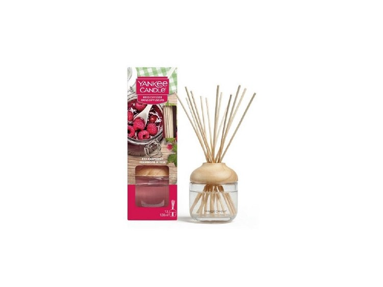 YANKEE CANDLE RED RASPBERRY REED DIFFUSER