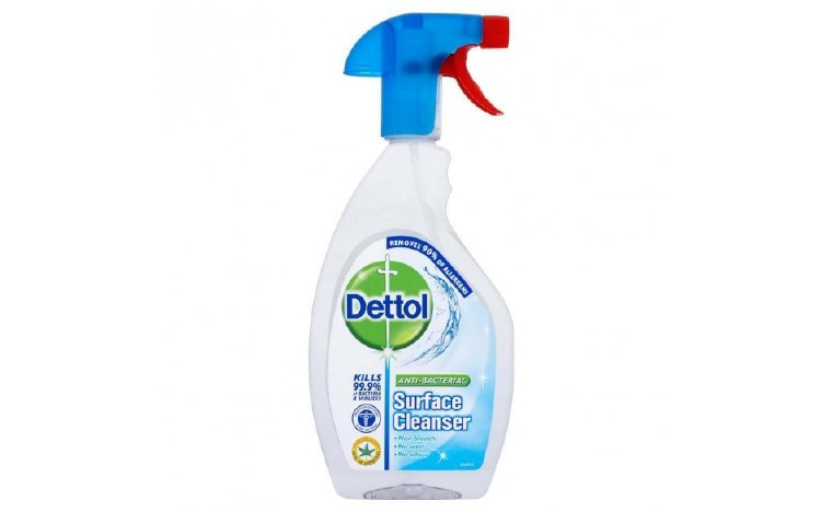 DETTOL ANTI BAC CLEANER 500ML