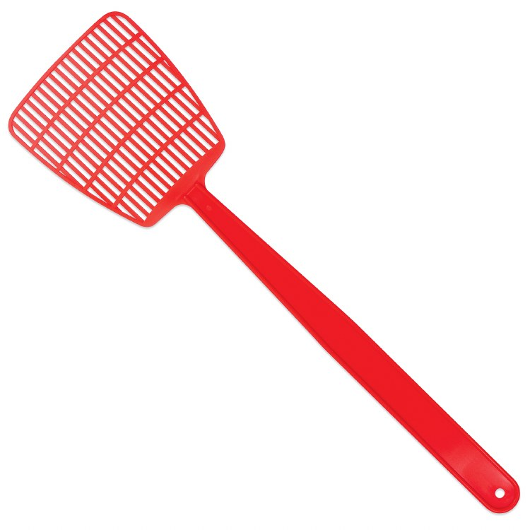 FLY SWATTERS ASSORTED