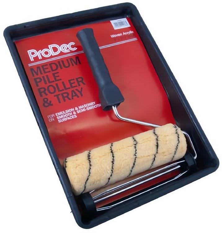 PRODEC MED PILE ROLLER & TRAY
