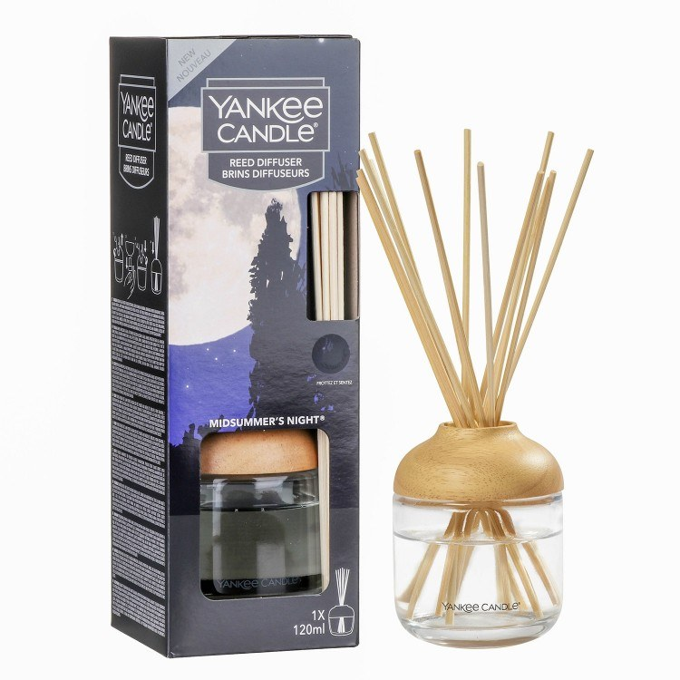 YANKEE CANDLE MIDSUMMER NIGHT REED DIFFUSER