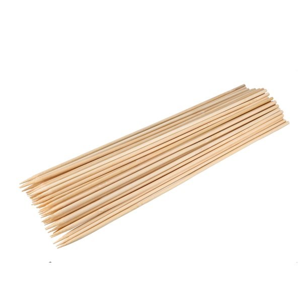 SKEWERS BAMBOO 30CM 100PCE