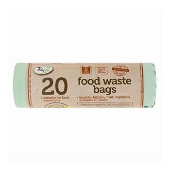20 FOOD WASTE BAGS