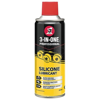3 IN1 400ML SILICONE SPRAY LUBRICANT