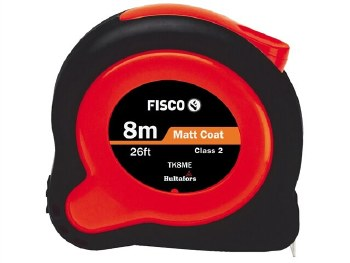 FISCO 5MTR TUF-LOK TAPE