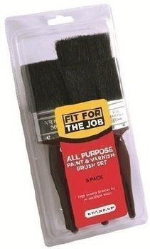 FIT FOR THE JOB 5PK ALL PURPOSE BRUSH SET