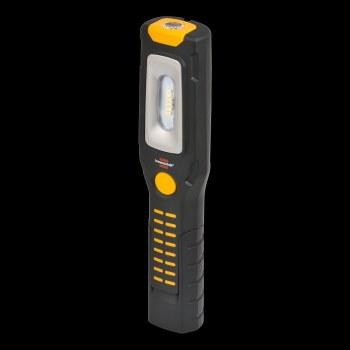 BRENNENSTUHL 6+1 LED RECHARGEABLE MULTI-FUNCTION LIGHT