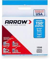 ARROW STAPLES 5/16 T50