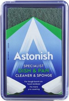 ASTONISH DISH&PAN SPONGE