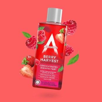 ASTONISH FRUIT & FLOWER COLLECTION - BERRY HARVEST