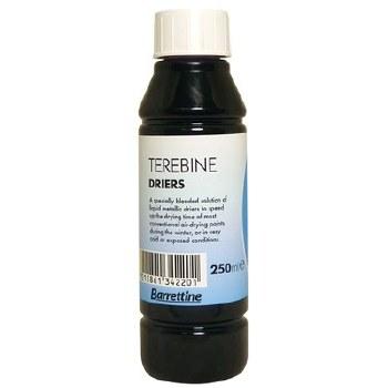 BARRETTINE TEREBINE DRIERS 250ML