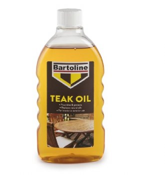 BARTOLINE TEAK OIL 500 ML