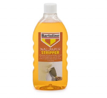 BARTOLINE WALLPAPER STRIPPER 500 ML